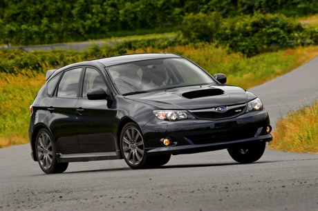209 Subaru Impreza WRX great outdoor car