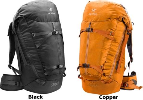 Arc'Teryx Miura 50 climbing backpack