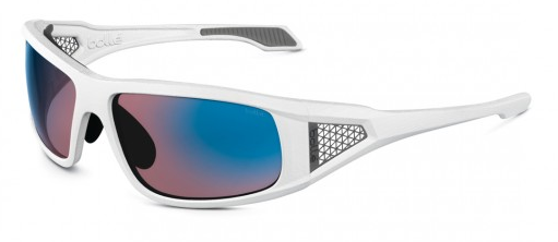 Bolle sunglasses The Diablo white thermogrip stylish