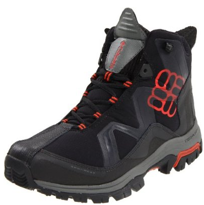 Columbia Hoodster winter boots waterproof soft shell reflective inner lining