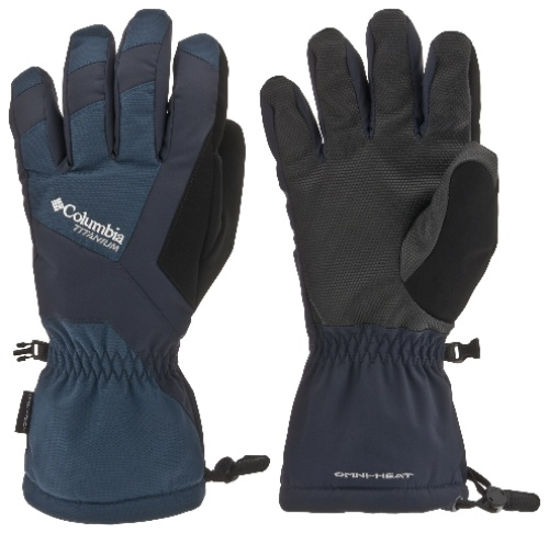 Columbia Majik wand winter gloves Omni heat