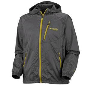 Columbia RapidFire Wind shell jacket