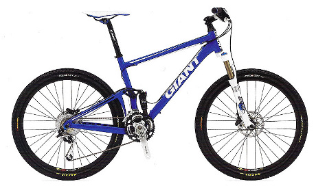 Giant Anthem X2 Mountain bike