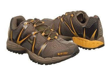 Hi Tec V Lite Infinity trail running shoes