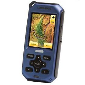 Lowrance Endura Sierra Handheld GPS unit