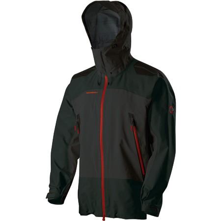 mammut adrenaline jacket one tough hardshell. Black Bedroom Furniture Sets. Home Design Ideas