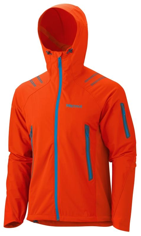 Marmot Vapor Trail hoody softshell jacket