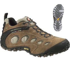 Merrell Chameleon II 2 XCR low cut hiking runner shoes
