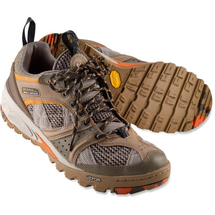 Merrell Riot outdoor rugged shoe review