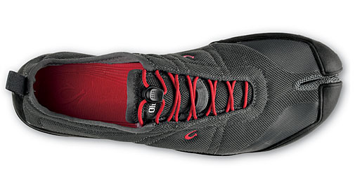 Olukai Maliko split toe minimalist shoe