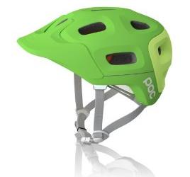 POC Sports bike helmet green