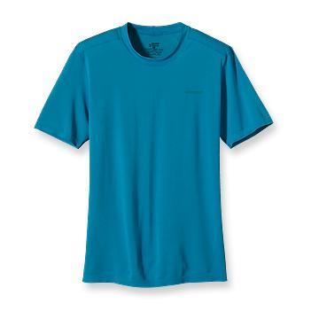 Patagonia Gammut Polyester spandex shirt