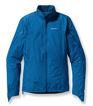 Patagonia light flyer jacket - men, women , waterproof