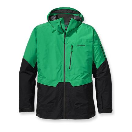 Patagonia Pow Slayer shell jacket winter