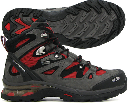 Salomon Comet 3D GTX - Hiking boots high cut