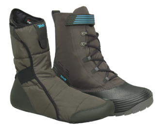 buy good latest discount official Teva Chair 5 Winter Boots - Warm and Compact ...