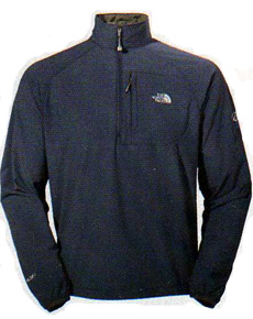 The North Face Apex Zip shirt jacket