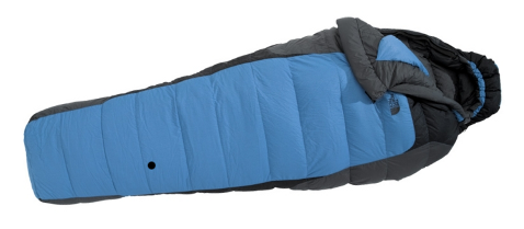 The North Face Blue Kazoo Sleeping Bag 3 season