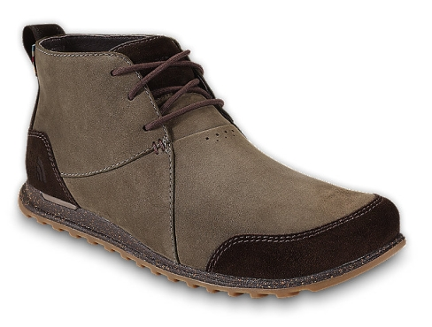 The North Face Hayden Chukka II boots men's angle view