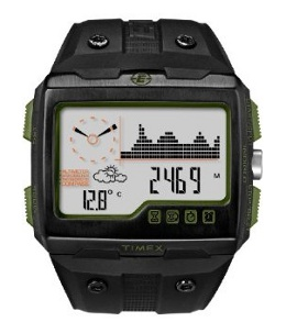 Timex WS4 Expedition multi function watch - black