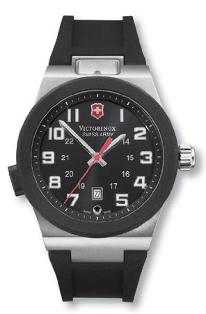 Victorinox-Swiss Army Mens Watch Night Vision II strobe,signal, flashlight