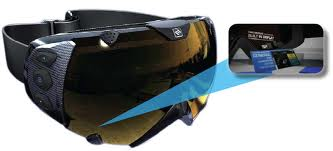 Zeal Optics Transcend GPS ski goggles