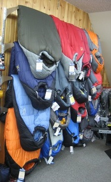 Buying and maintaining sleeping bag tips