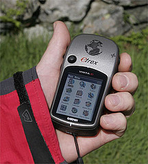 Handheld GPS Unit
