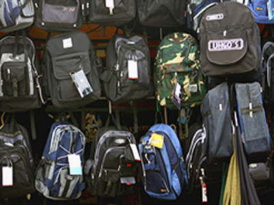 How to buy and maintain a weekend backpack
