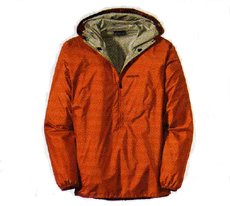 Patagonia Spectre pull-over hardshell jacket