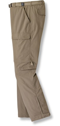 The Royal Robbin High Ridgetrail Zip-on pants