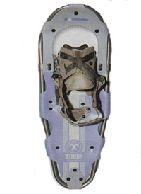 Tubbs Ridgeline snow shoes series