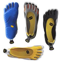 Vibram Five Fingers slippers sandals