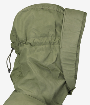 Fjallraven-Keb-jacket-hood-side-view-olive-green_GetOutdoorGear.com_